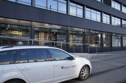 Hassler Standort Zürich Außenansicht